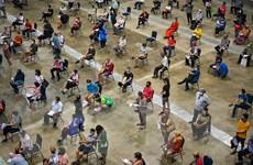Gần 95% người trưởng thành ở Malaysia hoàn thành tiêm chủng