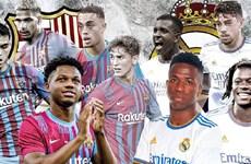 Xem trực tiếp 'kinh điển' Barca-Real, M.U-Liverpool trên kênh nào?