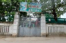 Bắc Giang: Dừng hoạt động cơ sở mầm non Vân Vũ 2 do để trẻ đánh nhau