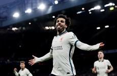 'Phá lưới' M.U, Mohamed Salah đi vào lịch sử Premier League