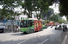 Nhiều tuyến xe buýt trục chính tại TP Hồ Chí Minh hoạt động trở lại