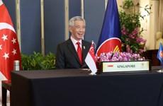 Singapore đồng ý về nguyên tắc nâng cấp quan hệ ASEAN-Trung Quốc