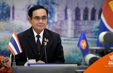 Thái Lan đề xuất ba lĩnh vực hợp tác cho quan hệ ASEAN-Mỹ