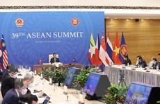 Hội nghị Cấp cao ASEAN: Lãnh đạo ASEAN ra tuyên bố về nền kinh tế xanh