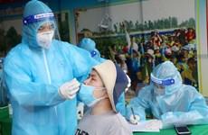 Phú Thọ: Các ca mắc COVID-19 không xuất hiện tình trạng nặng