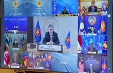 Lãnh đạo ASEAN ra tuyên bố về thúc đẩy chuyển đổi kỹ thuật số