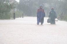 Nam Trung Bộ và Tây Nguyên có mưa to đến rất to, Bắc Bộ trời nắng