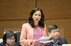 Quốc hội: Khen thưởng Huy chương Thanh niên xung phong vẻ vang