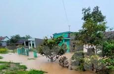 Mưa lớn gây ngập hàng trăm ngôi nhà và thiệt hại nông nghiệp ở Đắk Lắk