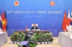 'ASEAN+3 cần tiếp tục phát huy thế mạnh trong ứng phó khủng hoảng'