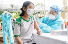 Bình Dương sẽ tiêm vaccine cho trẻ từ 12-17 tuổi vào cuối tháng 10