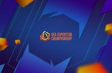 Giải đấu eSports chính thức của Đông Nam Á diễn ra vào cuối năm 2021