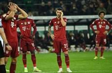 Thảm bại 0-5, Bayern Munich cay đắng chia tay Cúp Quốc gia Đức