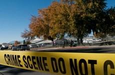 Xả súng kinh hoàng tại bang Texas, năm người chết