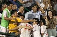 U23 Việt Nam lọt vào chung kết BTV Cup