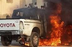 Libya: Đánh bom xe tại Benghazi nhằm vào quân đội