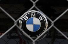 Lợi nhuận quý 3 của hãng chế tạo xe hơi BMW giảm