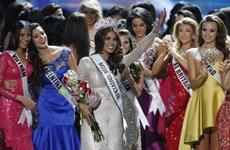 Video người đẹp Venezuela đăng quang Hoa hậu Hoàn vũ
