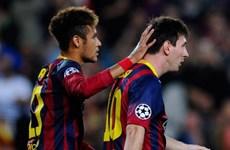 Messi xua tan những bóng ma, Neymar trở thành nạn nhân