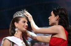 Chùm ảnh vẻ đẹp rạng ngời của hoa hậu Nga năm 2013