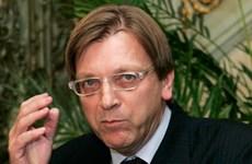 Cựu Thủ tướng Bỉ tranh cử Chủ tịch Ủy ban châu Âu 2014