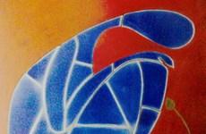 """Lê Thiết Cương: Những mảnh ghép """"tìm thấy"""" ở mosaic"""