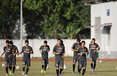 U23 Việt Nam sẵn sàng đội hình mạnh nhất trận gặp Lào