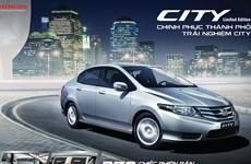 Honda Việt Nam ra City phiên bản mới với nhiều thay đổi