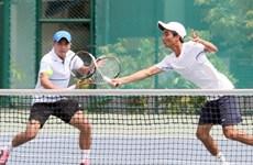 Giải Master Việt Nam là cơ sở chọn VĐV dự Davis Cup