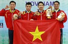 Những gương mặt vàng của thể thao Việt Nam ngày 19/12