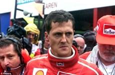 Những vụ tai nạn của huyền thoại Schumacher