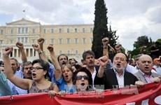 Hy Lạp bắt đầu đảm nhận chức Chủ tịch luân phiên EU