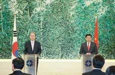 Trung Quốc-Hàn Quốc chuẩn bị vòng đàm phán mới về FTA