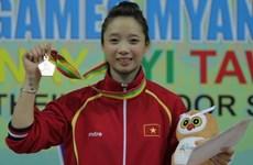 Khen thưởng VĐV, HLV giành huy chương ở SEA Games