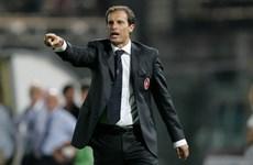 AC Milan sa thải Allegri và nhắm Filippo Inzaghi lên thay