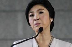 Video bà Yingluck Shinawatra khẳng định sẽ tiếp tục tại vị