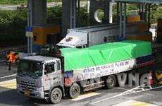 Hàn Quốc cho các tổ chức tư nhân viện trợ Triều Tiên