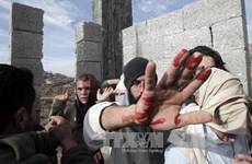 """""""Israel, Palestine sẽ phải trả giá nếu hòa đàm thất bại"""""""