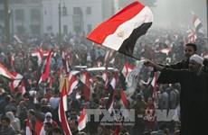 Lực lượng biểu tình ở Ai Cập vũ trang cả súng máy