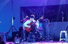 Đoàn nghệ sỹ Việt Nam tham dự Festival Guitar 2014
