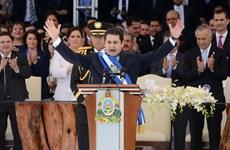 Tân Tổng thống Honduras quyết dẹp tội phạm, tham nhũng