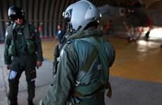Israel: 14 phi công ra tòa án binh vì lỗi lưu thông tin mật