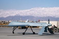 Máy bay không người lái của Không quân Mỹ bất ngờ bị rơi