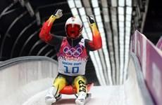 Những khoảnh khắc đẹp ở ngày thi đấu thứ 2 Olympic Sochi