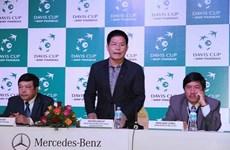 Đội tuyển Davis Cup Việt Nam nhận tài trợ từ Mercedez Benz