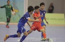 Futsal Việt Nam là hạt giống số 1 trước vòng chung kết châu Á