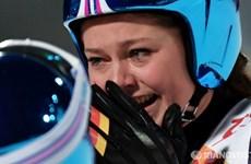 Chùm ảnh nụ cười và nước mắt ở Olympic Sochi 2014
