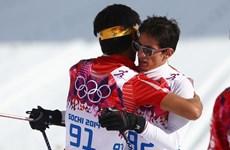 """Về """"bét"""" nhưng vẫn là tâm điểm ở Olympic Sochi"""