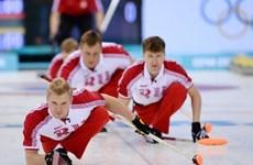Môn thi đấu lạ lùng nhất Sochi, song cũng rất nguy hiểm
