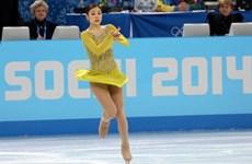 Những điều chưa biết về mỹ nhân Hàn Quốc ở Sochi
